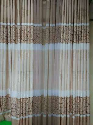 Shades of Brown Curtains and Sheers image 7