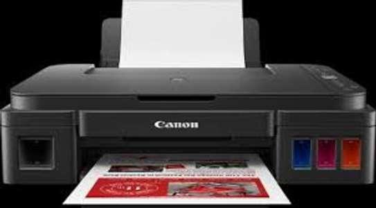 Cannon pixma G3411 printer wireless image 2