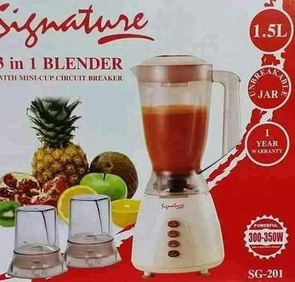3in1 blender image 2