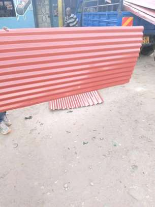 Coloured Corrugated Mabati image 4