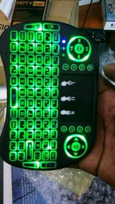 Wireless mini keyboard image 2