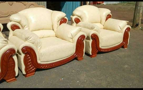 5 seater Boarded sofa set