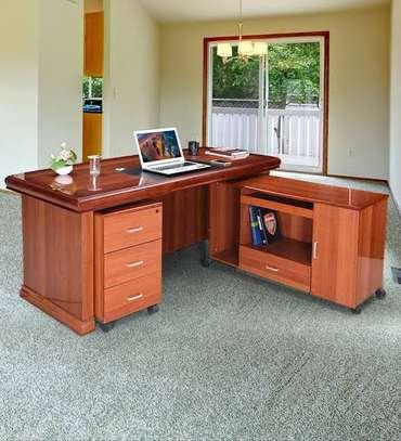 1.8 meter length Executive office desk image 11