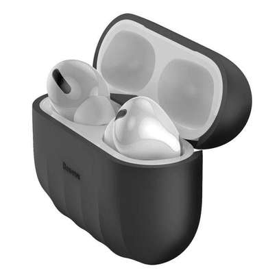 Silicone Case Protective Cover for Apple Airpods pro image 4