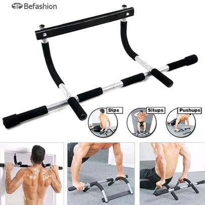 Door Iron Gym bar image 1