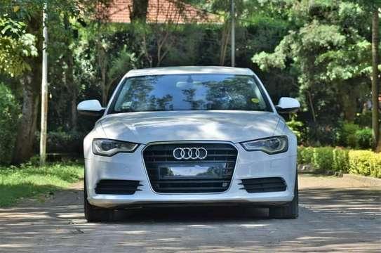 Audi A6 2013 image 4