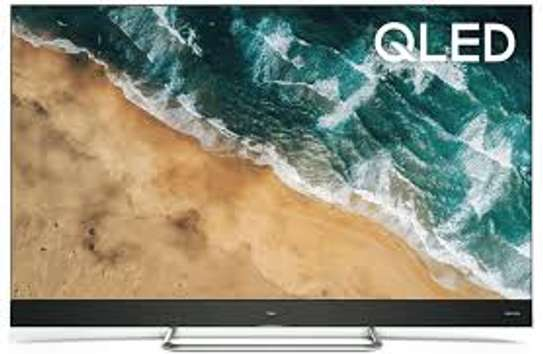 TCL 55 Inch 4K QUHD ANDROID AI SMART - 55P717
