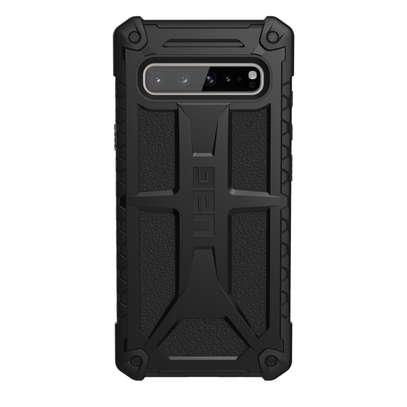 Galaxy S10+ UAG Monarch Series Case,BLACK image 1
