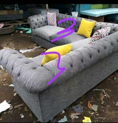 Unique Chesterfield corner sofa image 1