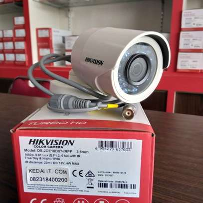 Hikvision Turbo HD 1080P 2MP  Bullet Outdoor Security CCTV Camera