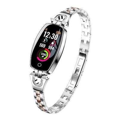H8 Intelligent Waterproof Women Digital Smartwatch image 1