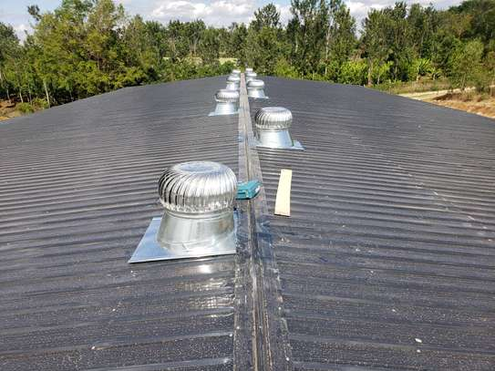 Monsoon Ventilators/Cyclones/Cool Vents/Roof Fans image 1
