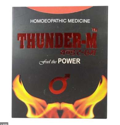 Thunder M Tabs(For Low Libido And ED) image 2