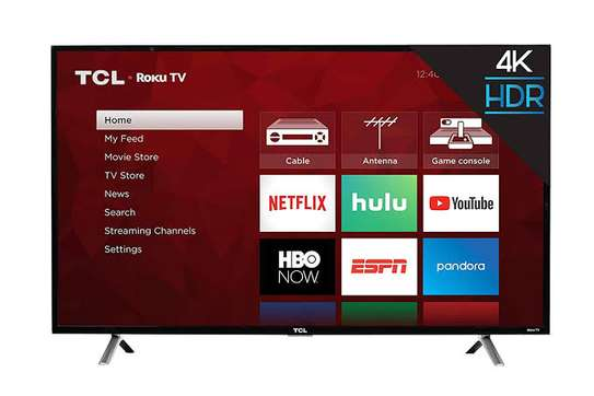 TCL 55 inch 4K Android LED TV