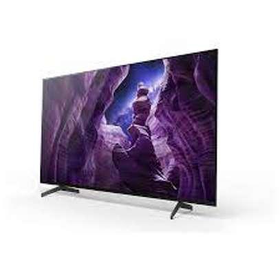 SONY 55 Inch OLED 4K UHD Smart OLED TV KD55A8H image 1
