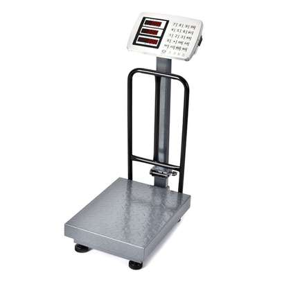 Tcs 300kg Digital Electronic Calculation Scale Price image 1