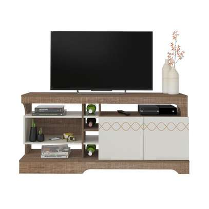 TV STAND RACK Montreal - Space for TVs Up to 50 Inches