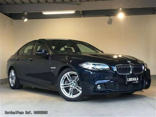 BMW 5 Series image 1