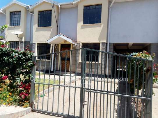 4 bedroom townhouse for rent in Syokimau image 2