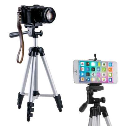 tripods with Microphone and phone holder image 5