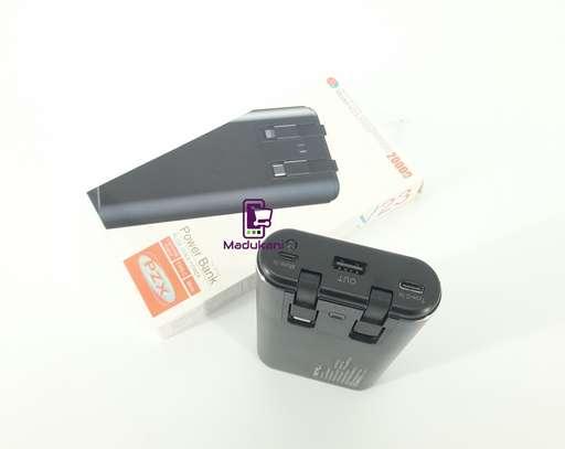 20000mAh 3.7V 2.0A Fast Charge All Metal Powerbank USB-C image 4