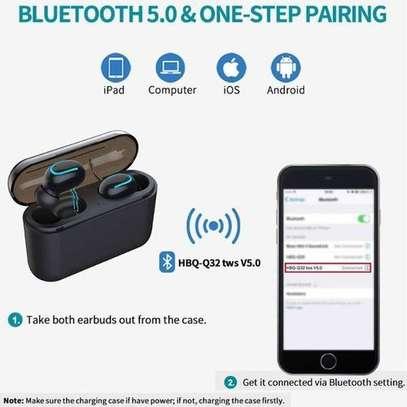 Wireless Earbuds Earphones Bluetooth 5.0 Headphones image 2