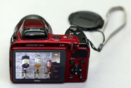 Nikon COOLPIX L810 16.1 MP Digital Camera With 26x Zoom image 3