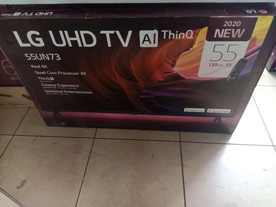 lg 55 smart digital 4k tv image 1