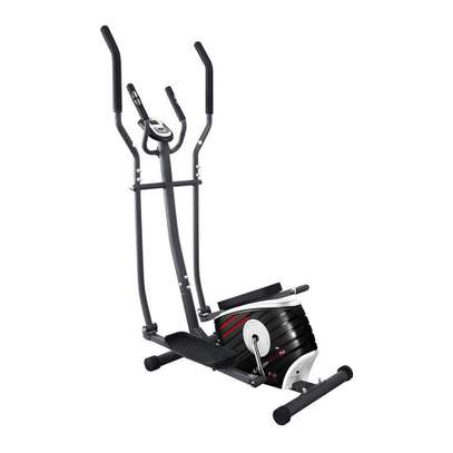 Body Sculpture Programmable Magnetic Elliptical Cross Trainer.