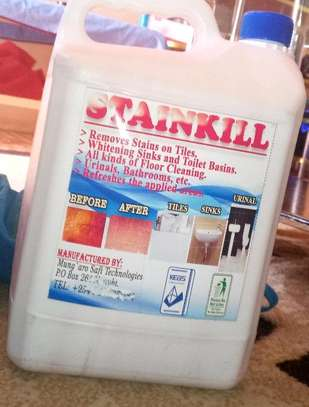 Stain Kill home detergent