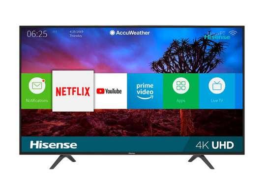 Hisense 43 inches Smart UHD-4K Digital TVs image 1