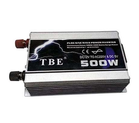 DC to AC Power inverter Converts DC energy to AC electricity