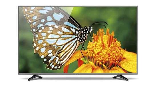 Hisense 50 Inch 4K Ultra HD Smart LED TV image 1