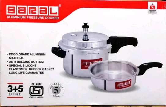 Combo pressure cooker image 1