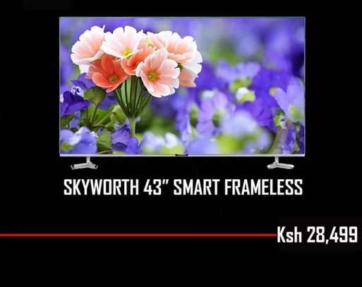 43 inch Skyworth Smart Full HD LED TV image 1