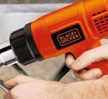 Black& decker heat gun image 1