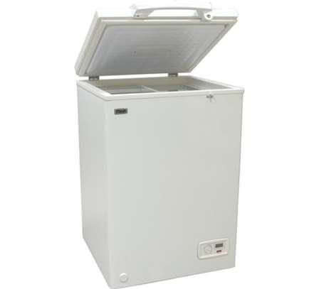MIKA Deep Freezer, 99L, White image 1