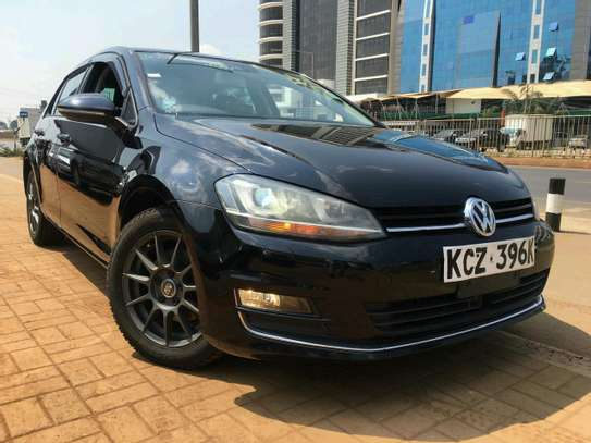 Volkswagen Golf 2013 Model MK7 Engine 1400cc TSI