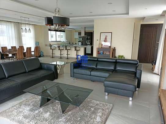 Furnished 4 bedroom apartment for rent in General Mathenge image 2
