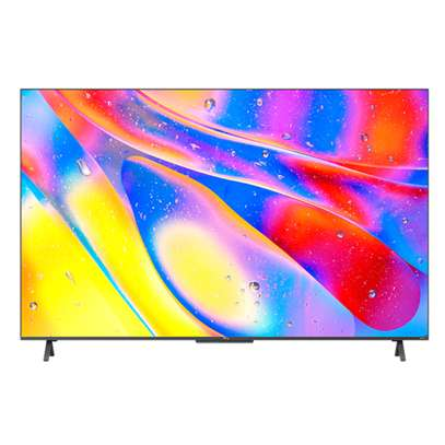 """TCL 50"""" Smart Android Tv, Qled 4K Uhd - 50c725 image 1"""