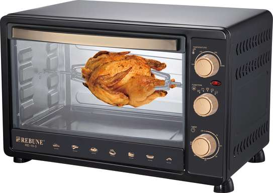 electric oven 45L image 1