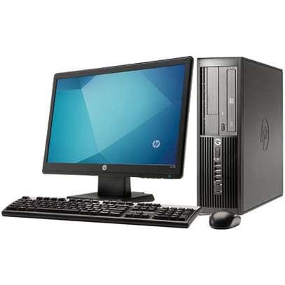 Hp Small Form Factor Complete Desktop