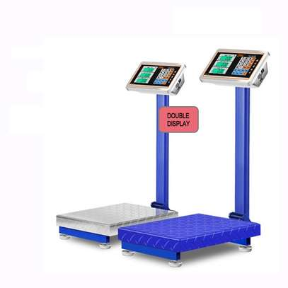 300kg digital weighing platform tcs system electronic scale