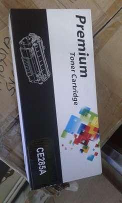 HP 85A Black LaserJet Toner Cartridge, CE285A image 1