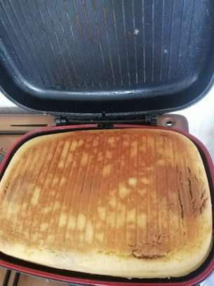 40 cm double sided grill pan image 2