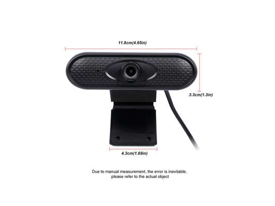HD 1080P Webcam with Microphone USB Webcams Pro Streaming Computer Camera image 2