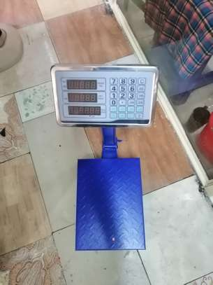Electronic scale TCS-150kg TCS-100kg TCS-300kg Platform scale tcs power adapter charger image 1