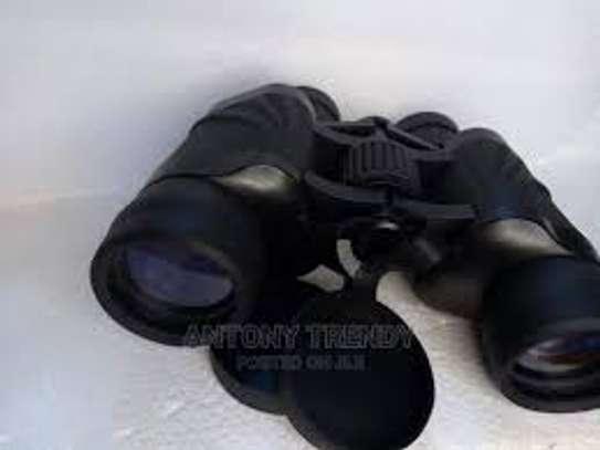 WATERPROOF 50 X 50 Super  Binoculars. image 1