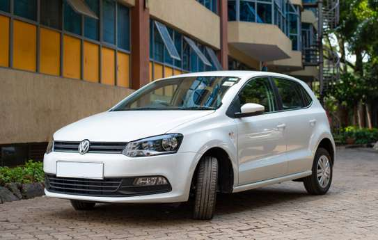 VW Polo for Hire 2020 image 1