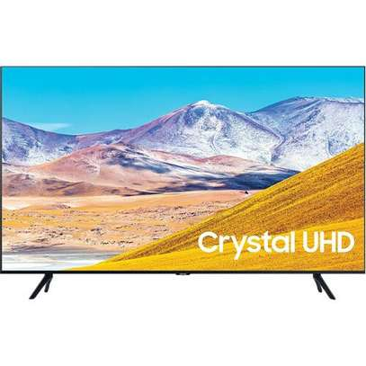 "Samsung TU8000 82"" Class HDR 4K UHD Smart Multisystem LED TV image 1"